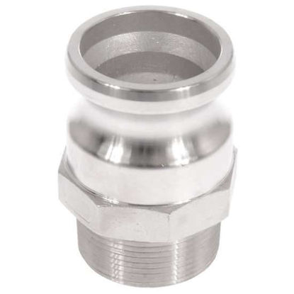 COUPLING M 2-IN NPT(M)
