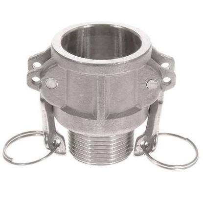 COUPLING F 2-IN NPT(M)