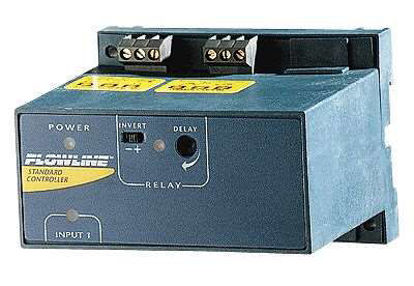 Flowline LC40-1001 Remote Relay Level Controller; one sensor, one relay channel