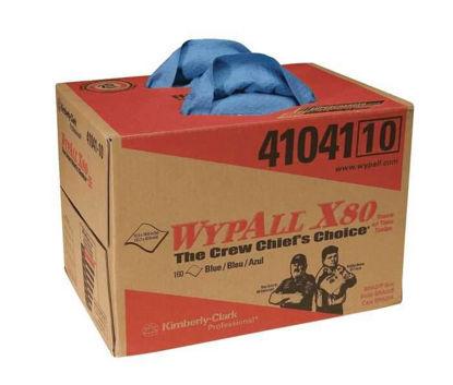 """WYPALL X80 WIPER 9.1"""" X 16.8"""""""