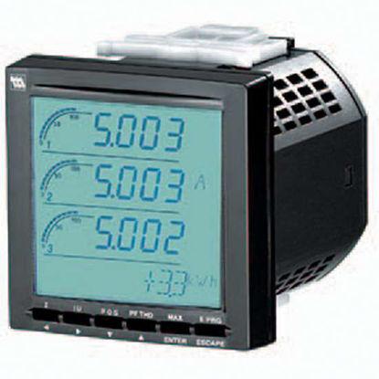 POWER METER 480V AC/5A 24VDC
