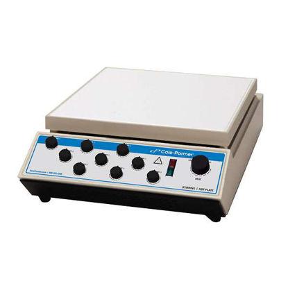 STIRRER/HOT PLATE 9-PLACE 230V