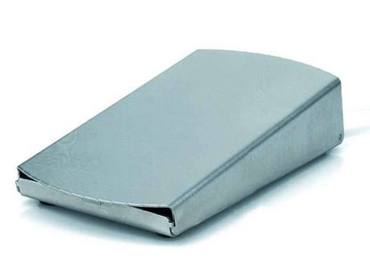Fuego 6.000.402 Foot Pedal for Gas Burners - Stainless Steel