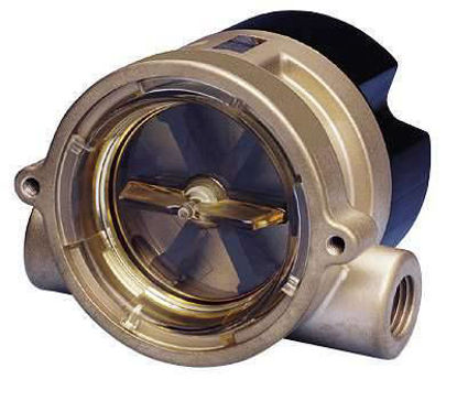 FLOW SWITCH .1-5GPM 24VDC