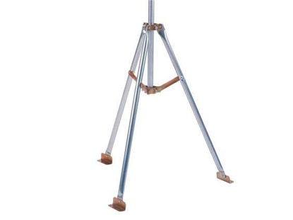 Tripod Mount with Stakes