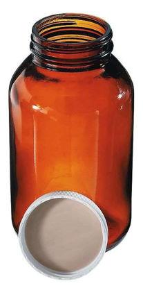BOTTLE AMBER GLASS 1 OZ 24/CS