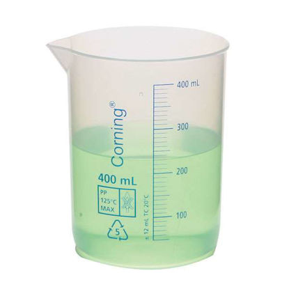 BEAKER LOW-FORM 2L PP 6/CS