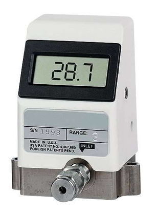 McMillan Flow S-114-5 High-Accuracy Stainless Steel Flowmeter, 50 to 500 mL/min