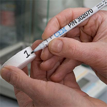 Crucible Marking Pen, High Temperature, (1)