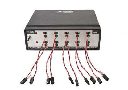 Battery Charger, 10 Station