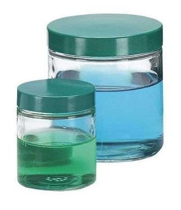 JAR GLASS ROUND 4 OZ 24/CS