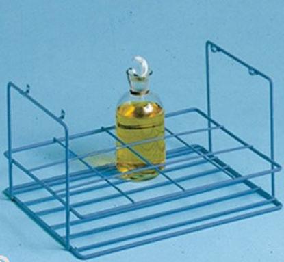 Environmental Express BOD Bottle Storage Rack, Stackable/Autoclavable, 300 mL, 12-place; Each