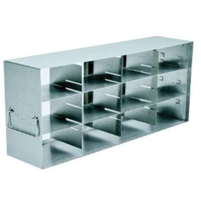 """Sliding Drawer Rack for 2"""" box, 20 bxs/rack"""