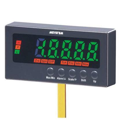 DGTL PNL METER 4/20MA IN 24VDC