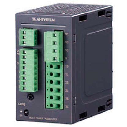 POWER METER 480V AC/1A