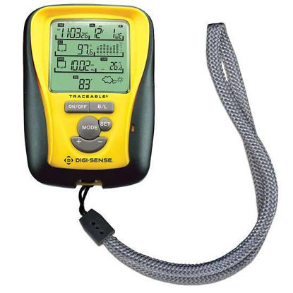 WEATHER MONITOR W STOPWATCH DS