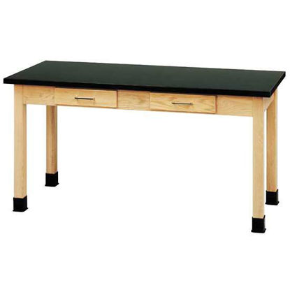 TABLE WOOD LAM 72 X 24 X 30H Desi