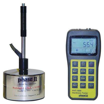 Phase II PHT-1800 Portable Digital Hardness Tester 54103-01