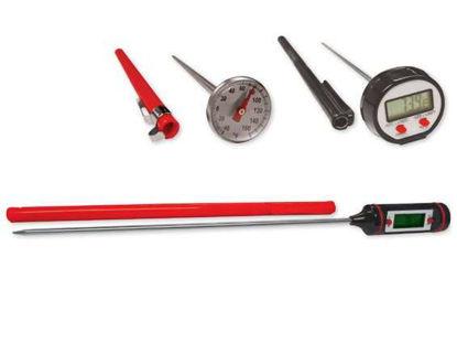 Digital Temperature Tester - 4.5in (11.5cm)