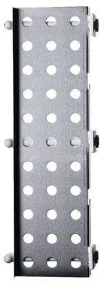 """Drain shelf for modular stainless steel drying racks 12"""""""