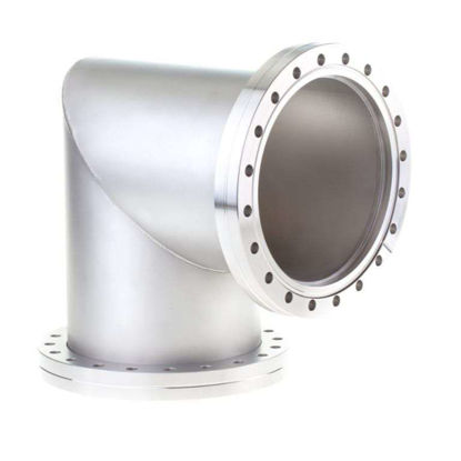Elbow DN160CF stainless steel