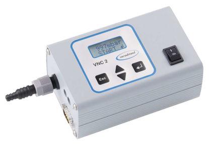 """""""Vacuum-controller VNC 2 VARIO E, pump control, horizontal 100-230 V / 50-60 Hz"""""""