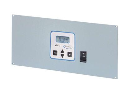 """Vacuum-controller VNC 2 E, pump control, horizontal, 100-230 V/50-60 Hz"""