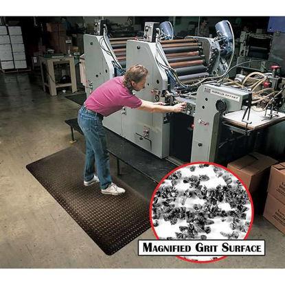 MAT GRITWORKS 3' X 5' Carbide gri