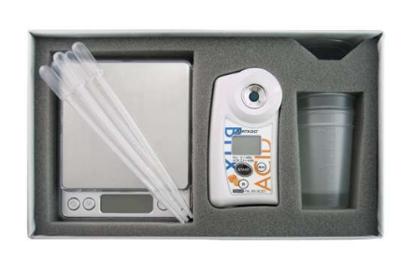 PAL Brix-Acidity Meter PAL-BX|ACID1 Master Kit (Citrus)