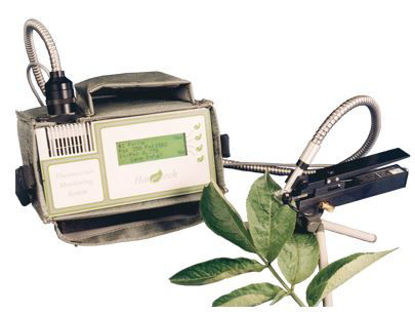FMS2 Field portable pulse modulated Chlorophyll fluorescence measuring system complete