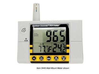 Handheld Temp / RH / CO2 Meter
