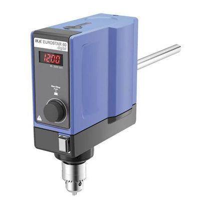 IKA Eurostar 60 Digital Constant-Speed Mixer, 30 to 2000 rpm, 230 VAC