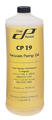 VACUUM PUMP OIL TYPE CP20