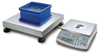 Counting system Max 1500 kg d=100 mg