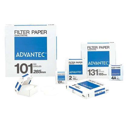 FILTER PAPER 11.0CM DIA 100/PK