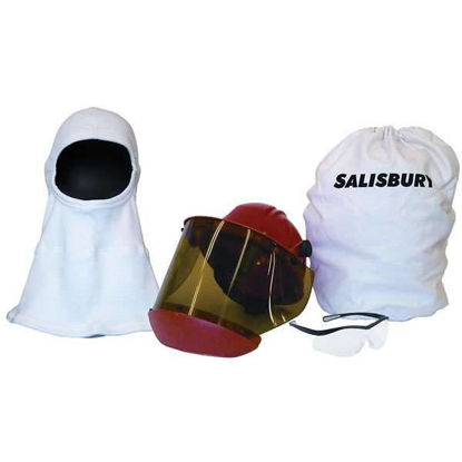 Pro-Shield Arc Flash Protective Helmet and Face Shield Kit