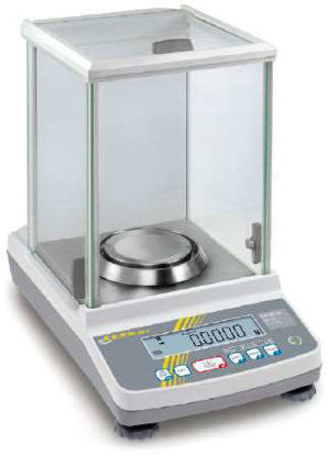 ABJ320-4NM  Analytical balance with type approval, class I 0,0001 g ; 320 g