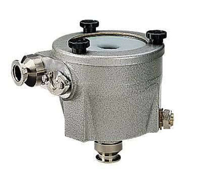 INLET CONDENSATE TRAP