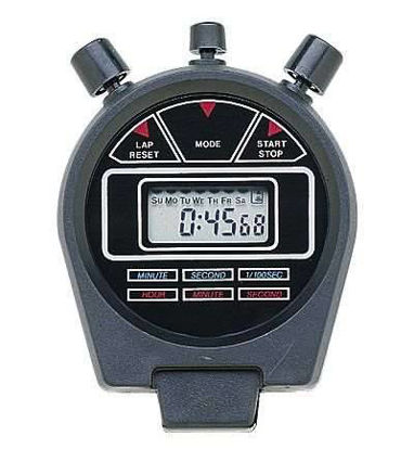 Cole-Parmer Lightweight Digital Stopwatch with NIST-Cal Cert