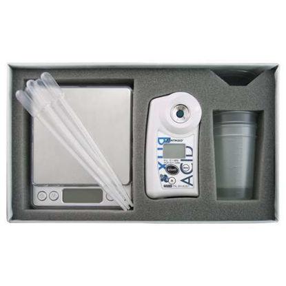 PAL Brix-Acidity Meter PAL-BX|ACID7 Master Kit (Blueberry)