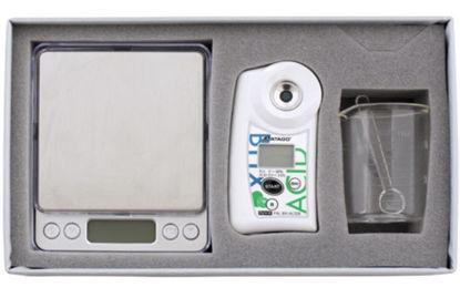 PAL Brix-Acidity Meter PAL-BX ACID8 Master Kit (Kiwi Fruit)