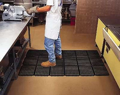 MAT GREASE PROOF 3' X 3'