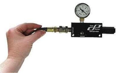 """Cole-Parmer Venturi Vacuum Pump, 3.2 cfm, 28.0""""Hg"""