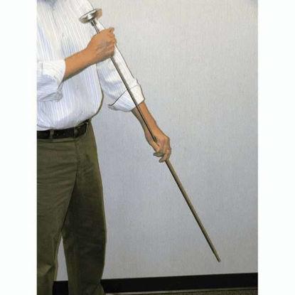 """Digi-Sense Soil Thermometer, 48"""" L x 0.25"""" Dia; 0-200F/ -15-90C"""