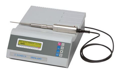 "130 watt Ultrasonic Processor, 220V, CV188 Converter, includes 1/8"" probe"