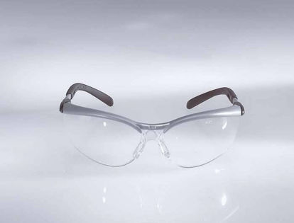 GLASSES SAFETY BX CLEAR