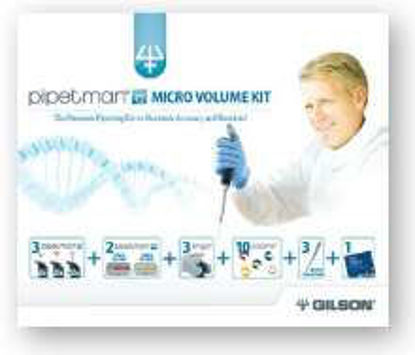 Pipetman G Micro Volume Kit