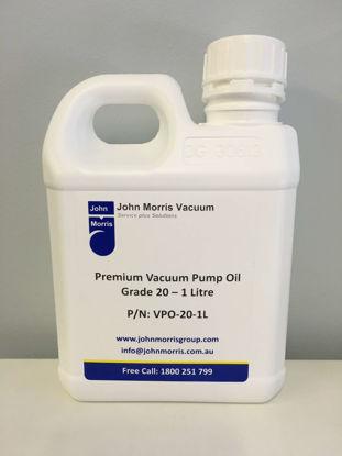 Vacuum Pump Oil - Grade 20 - 1L