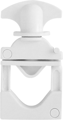 Pinch Valve Mini  1/4in (6.4 mm) to 1/2in (12.7 mm) OD