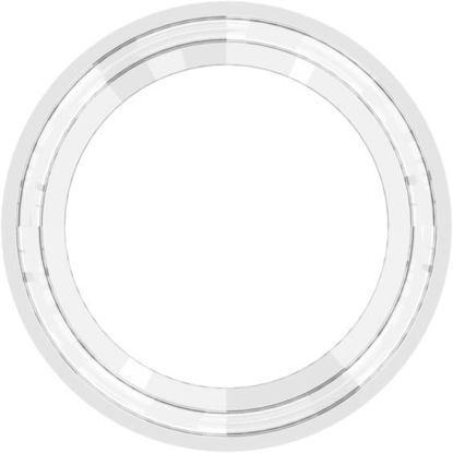 Molded Gasket for Maxi Flange SFMX Series Fittings Platinum-Cured Silicone Pack of 25